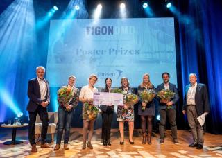 Prijzen en presentaties bij FIGON DMD